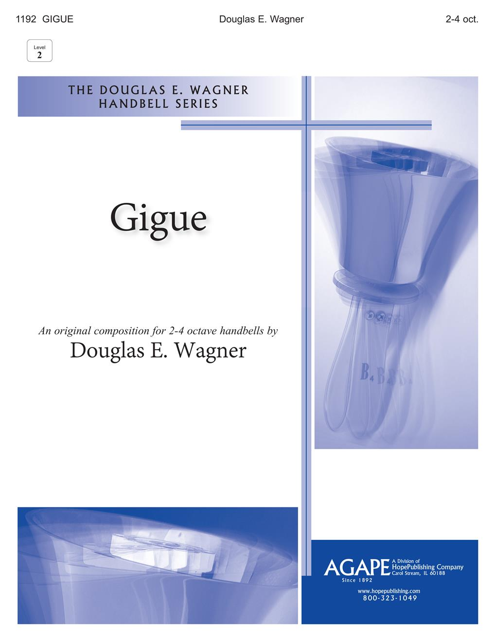 Gigue - 2-4 Oct. Cover Image