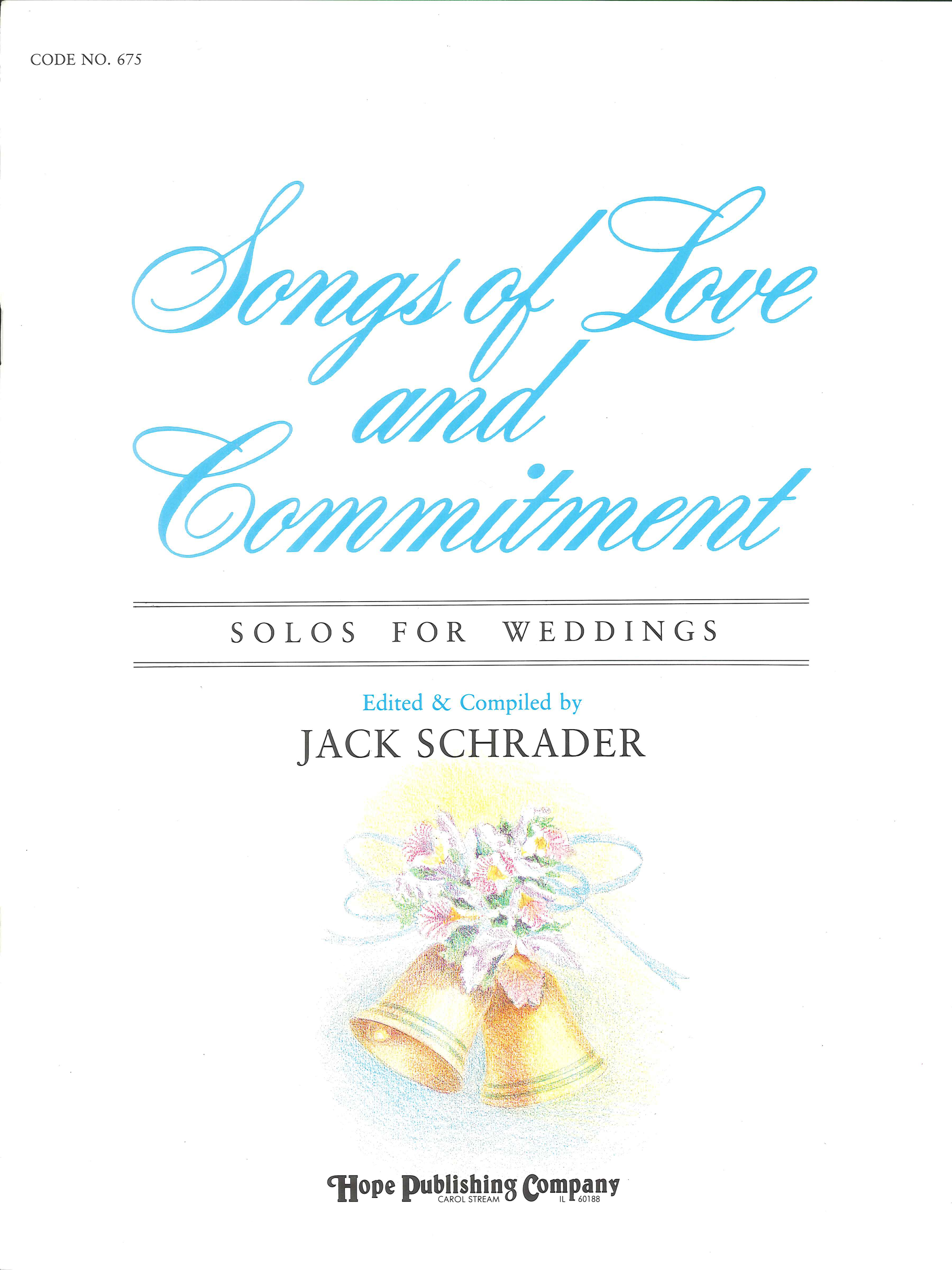 Songs of Love and Commitment Cover Image