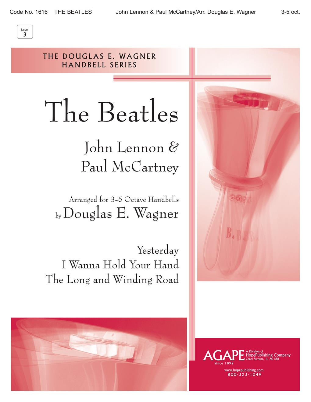 Beatles The - 3-5 Octaves Cover Image