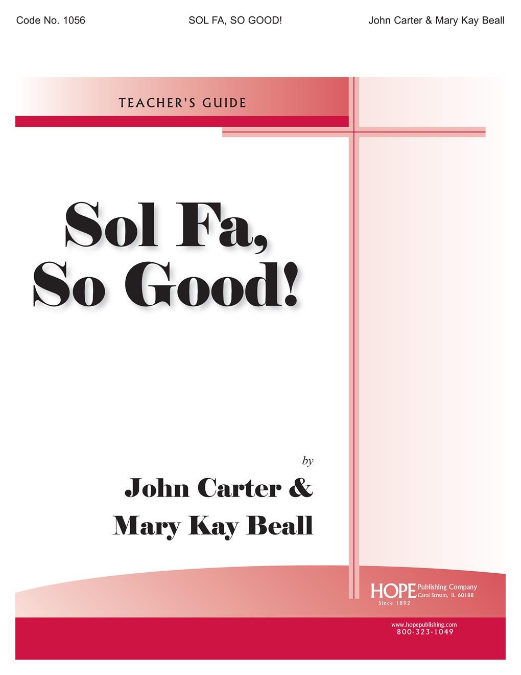 SOL FA, SO GOOD - Cover Image