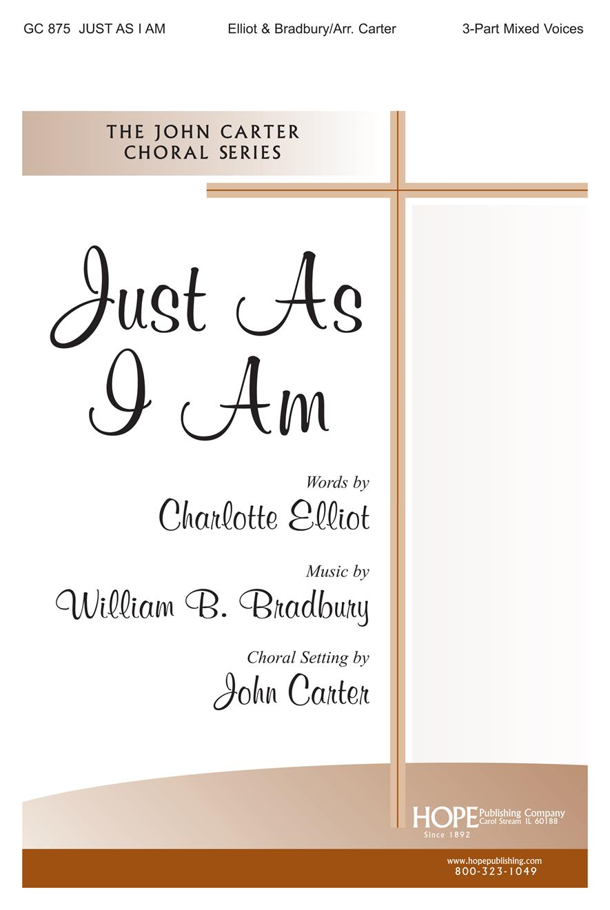 Just As I Am - 3-Part Cover Image