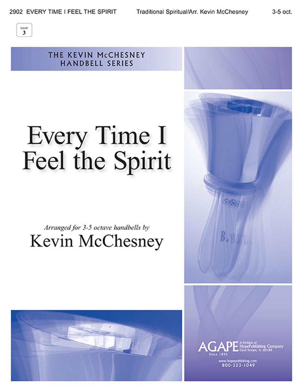 Every Time I Feel the Spirit - 3-5 Oct. Cover Image