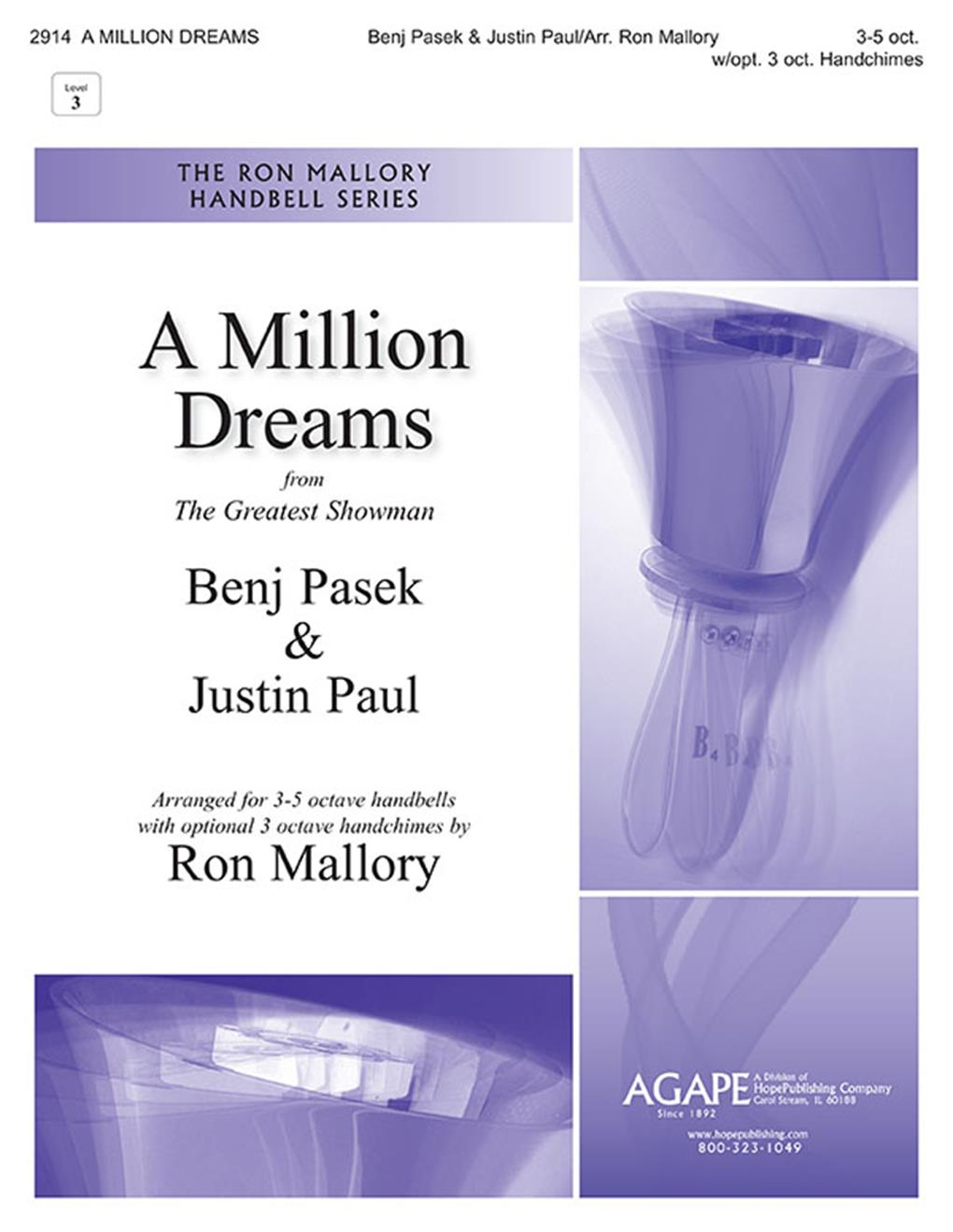A Million Dreams - 3-5 Oct. Cover Image