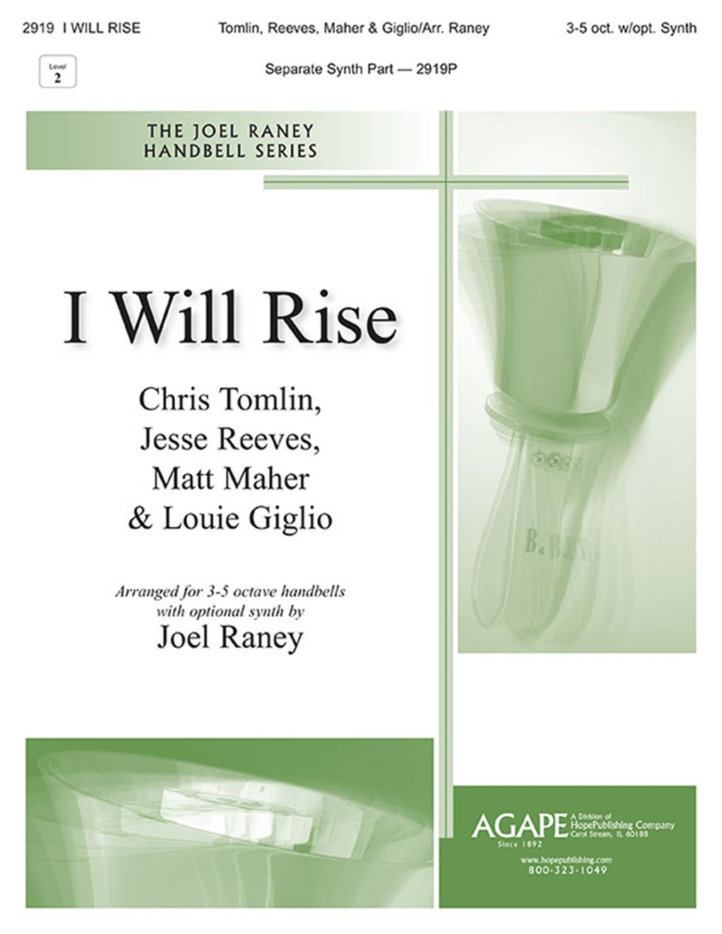 I Will Rise - 3-5 Oct. Cover Image