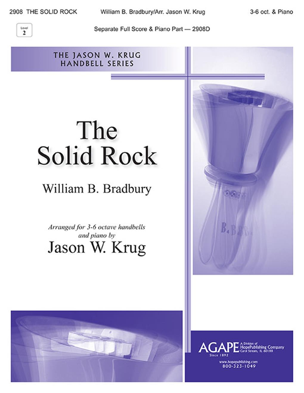 The Solid Rock - 3-6 Oct. Cover Image
