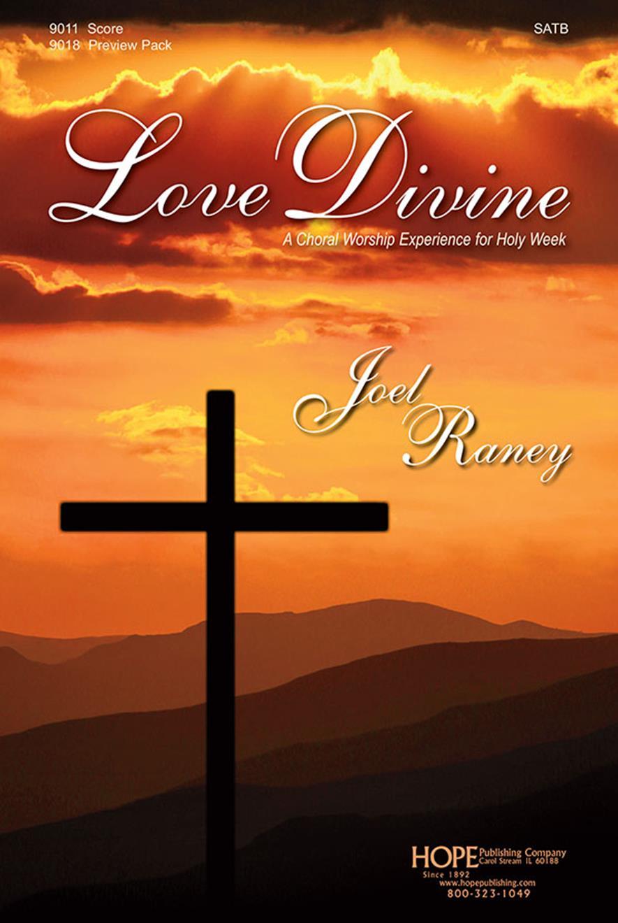 Love Divine - SATB Cover Image