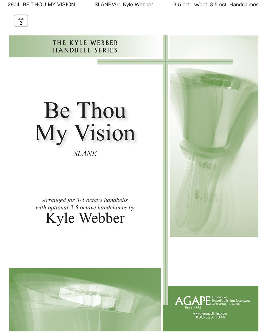 Be Thou My Vision - 3-5 Oct. Cover Image
