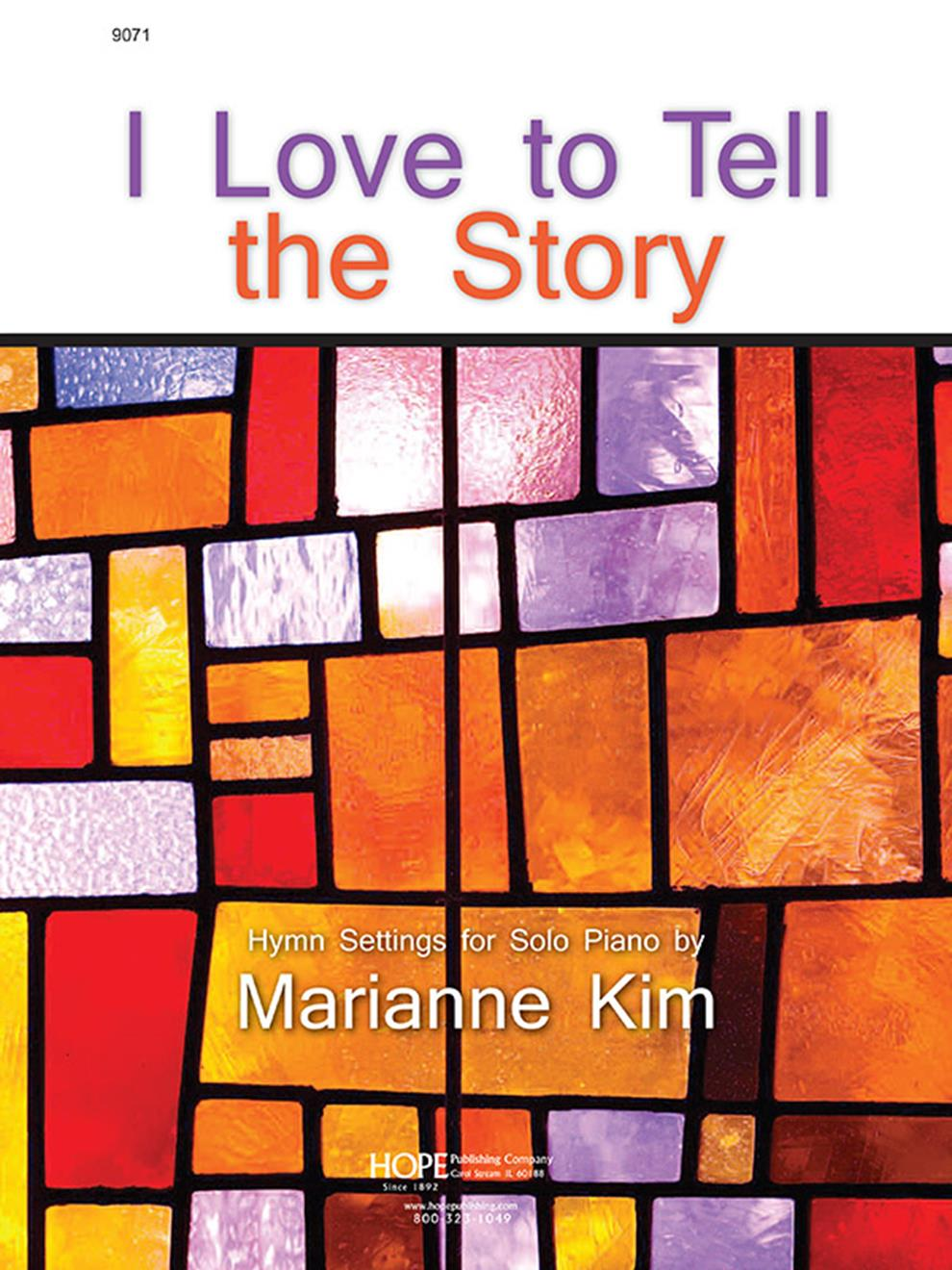 I Love To Tell the Story Cover Image