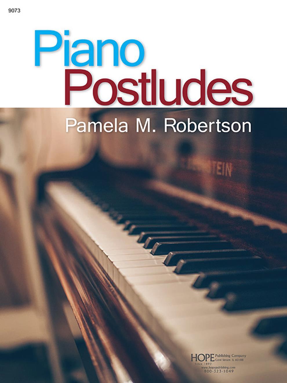 Piano Postludes Cover Image