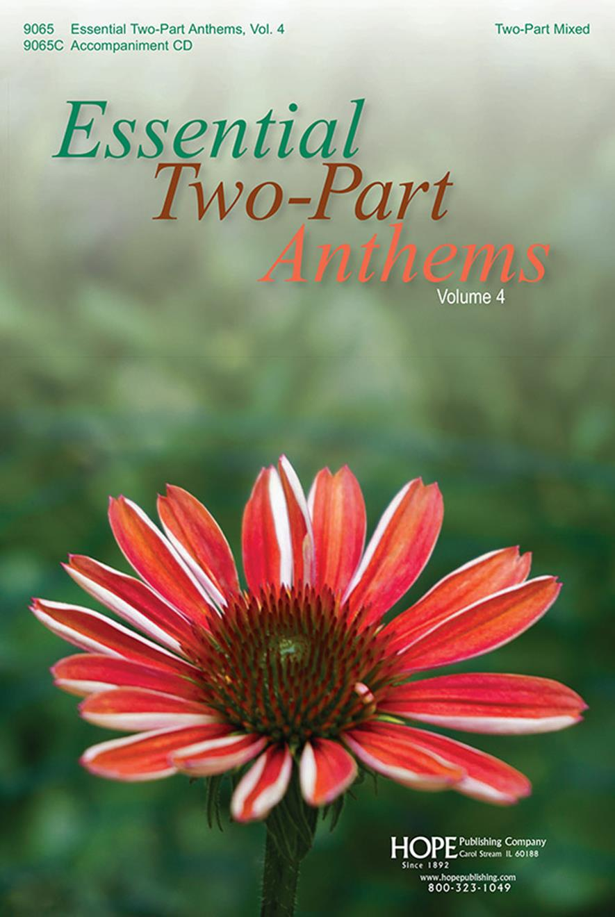 Essential Two-Part Anthems Vol. 4 - Score Cover Image