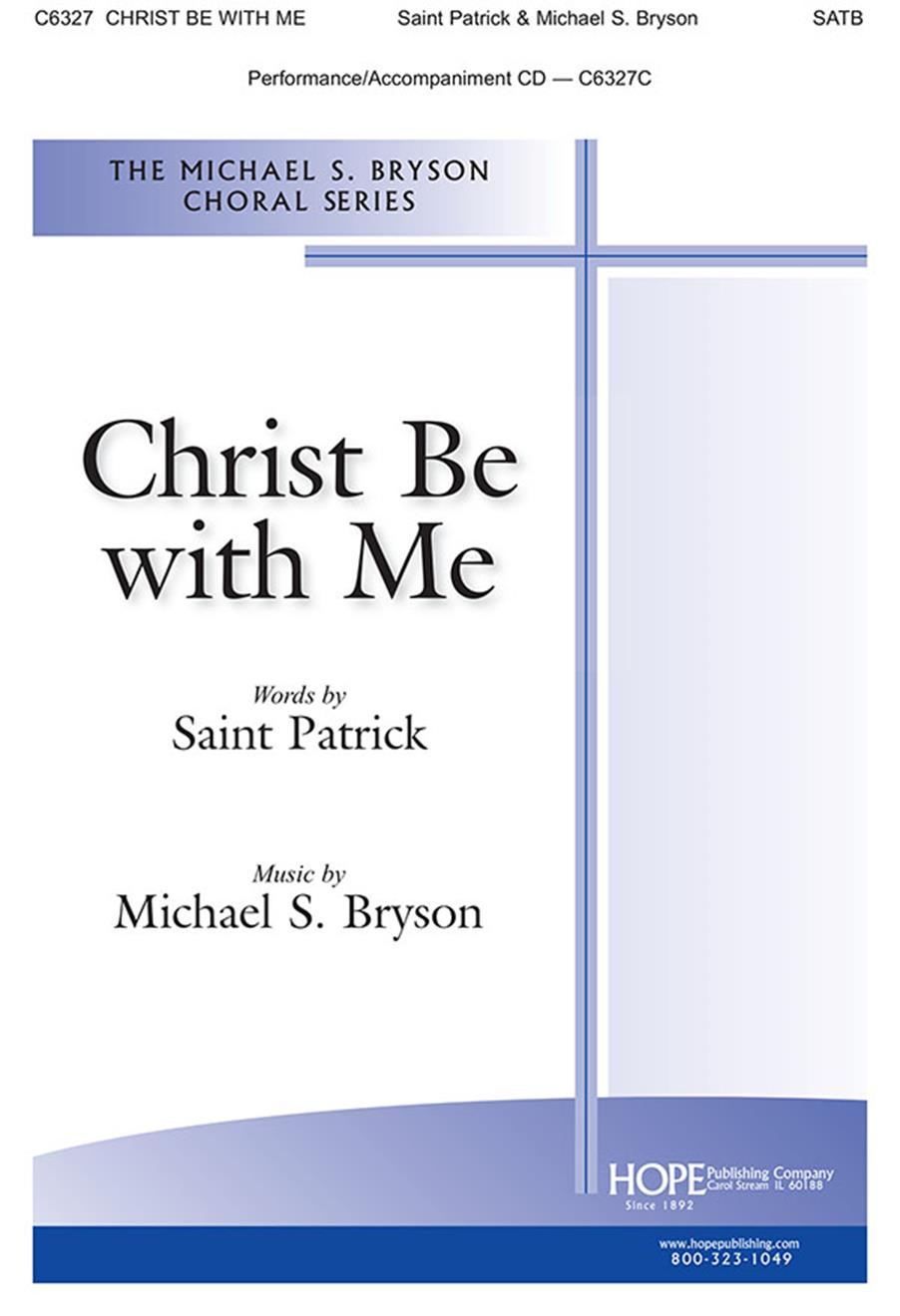 Christ Be with Me - SATB Cover Image
