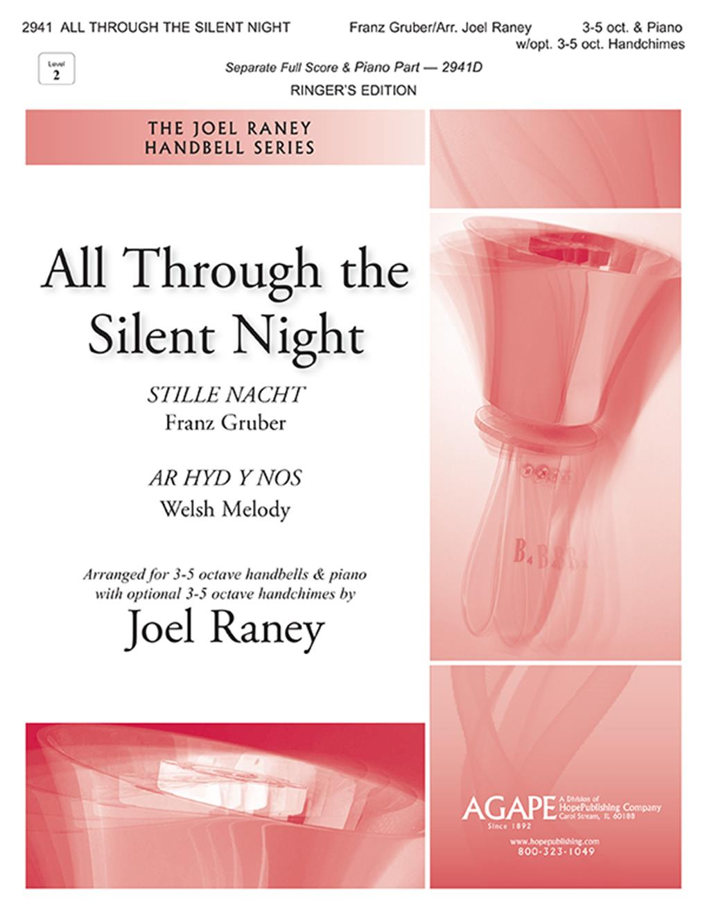 All Through the Silent Night - 3-5 Oct. Cover Image