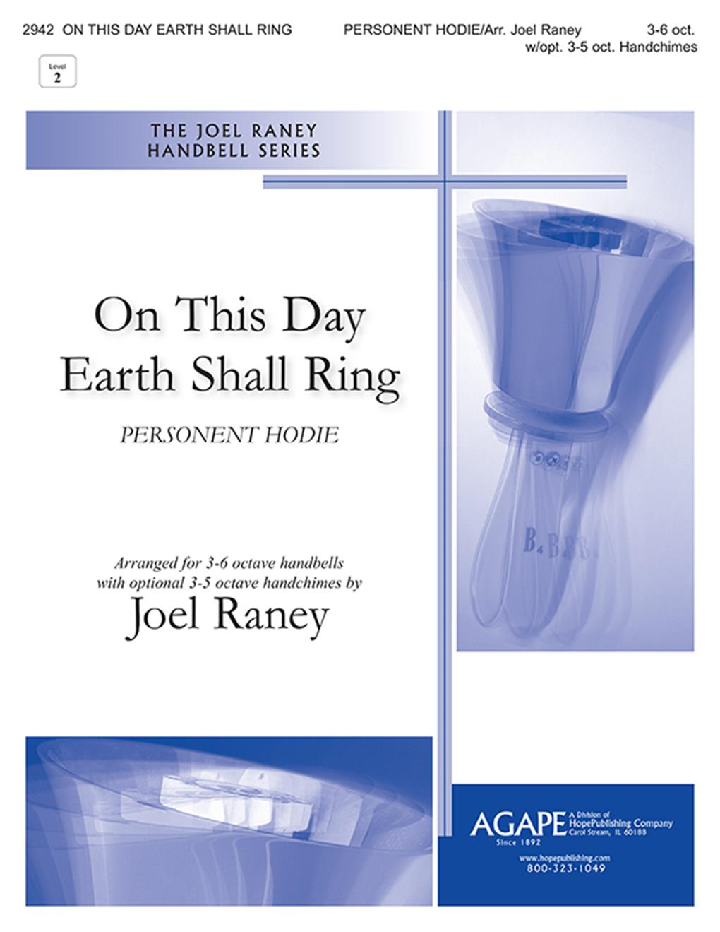 On This Day Earth Shall Ring - 3-6 Oct. w-opt. 3-5 Oct. Handchimes Cover Image