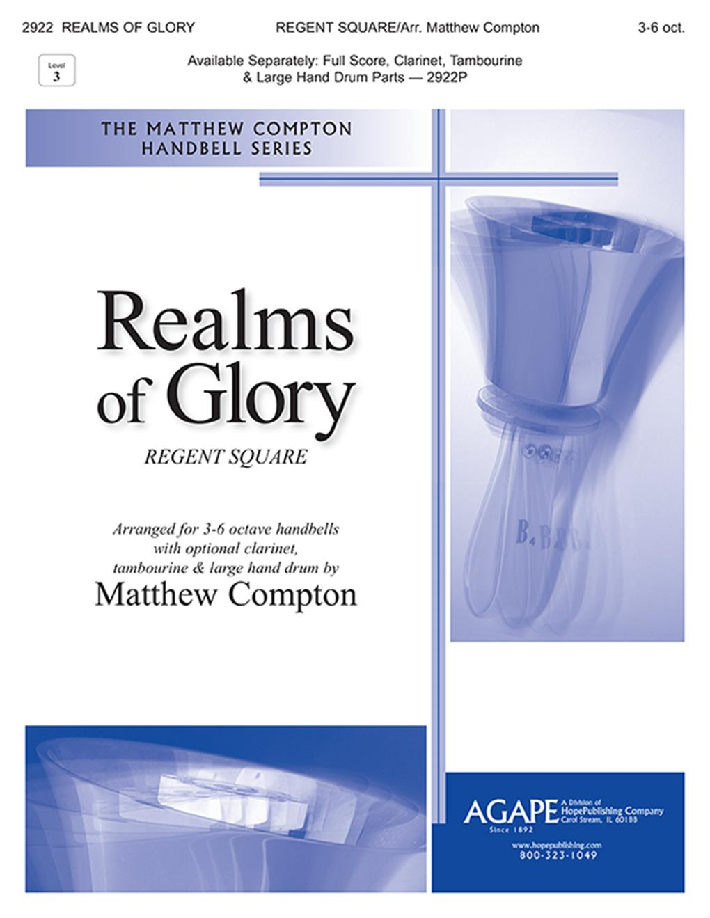 Realms of Glory - 3-5 Oct. Cover Image
