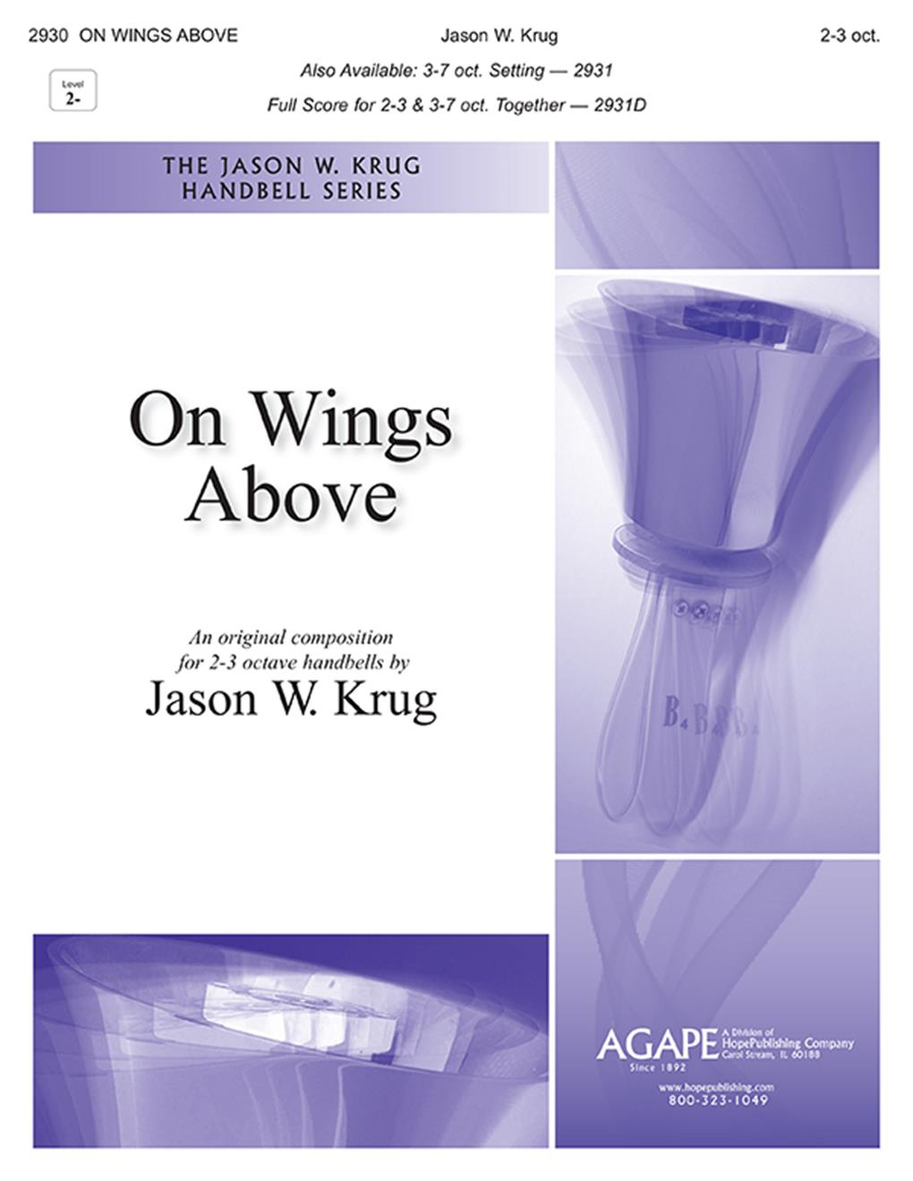 On Wings Above - 2-3 Oct. Cover Image