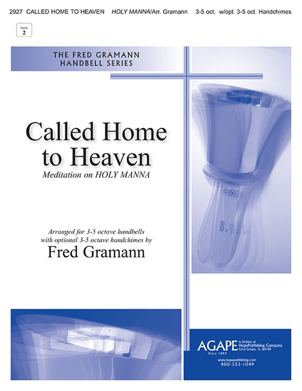 Called Home To Heaven - 3-5 Oct. Cover Image
