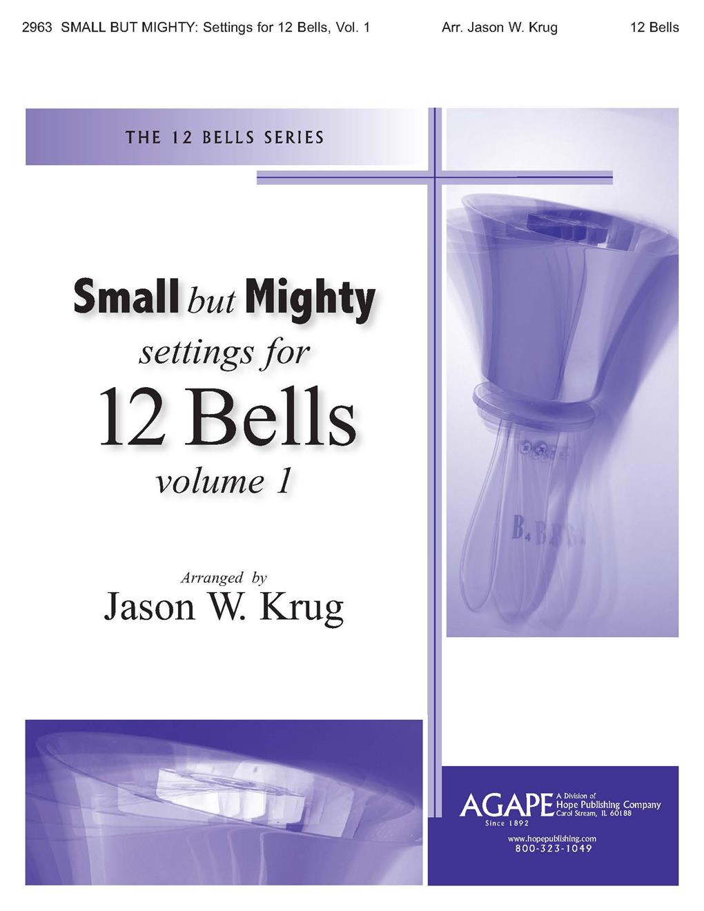 Small but Mighty Vol 1 for 12 Bells - Krug Cover Image