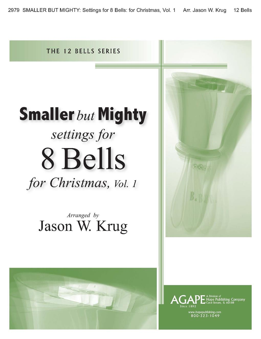 Small-ER But Mighty Vol 1 for Christmas for 8 Bells Cover Image