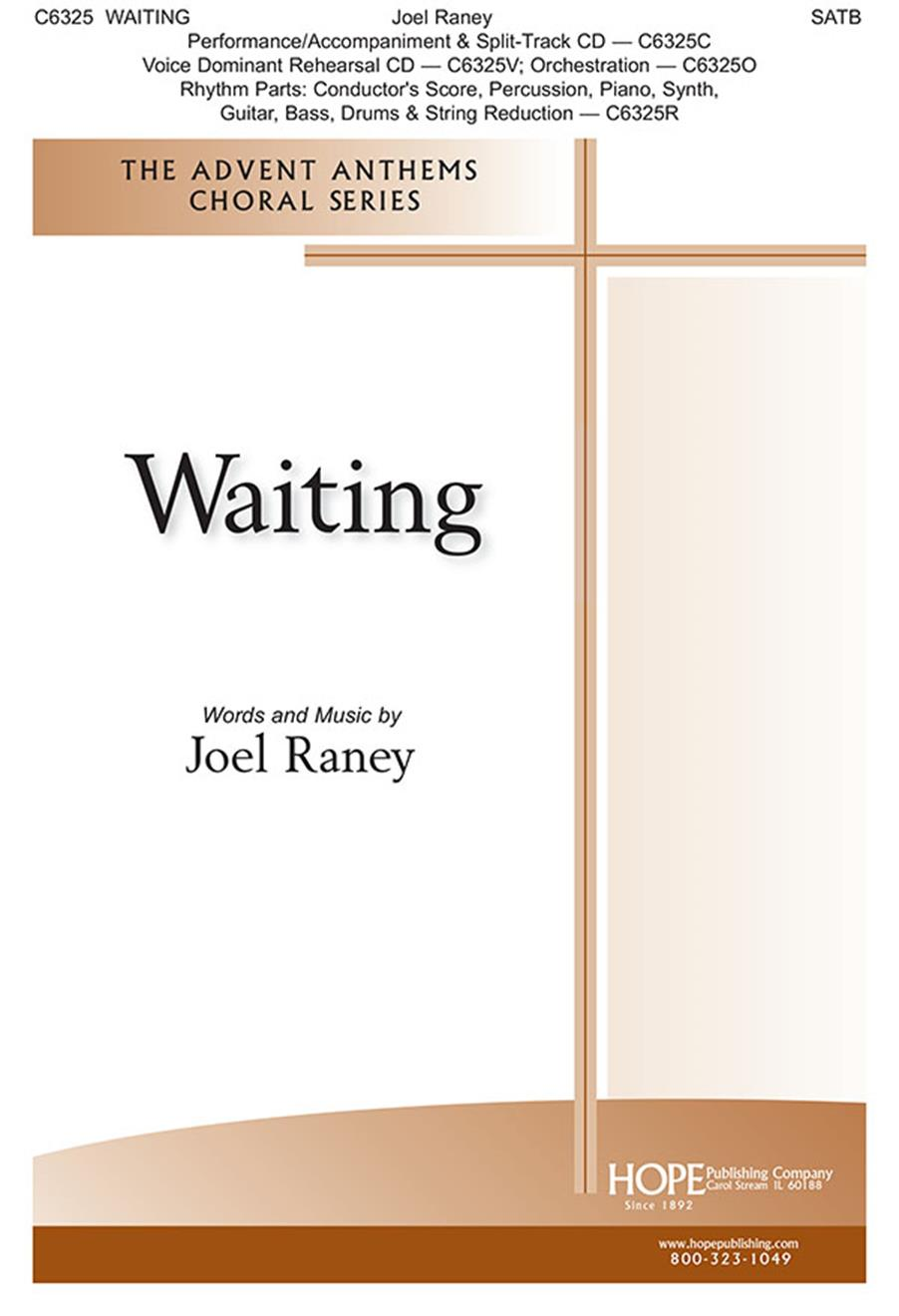 Waiting - SATB Cover Image