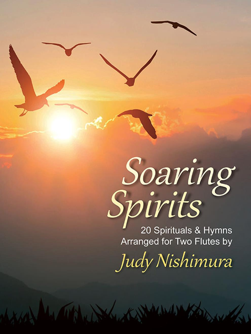 Soaring Spirits - Flute Duets Cover Image