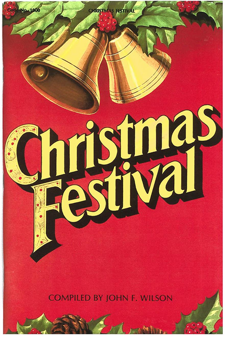 Christmas Festival - Score Cover Image
