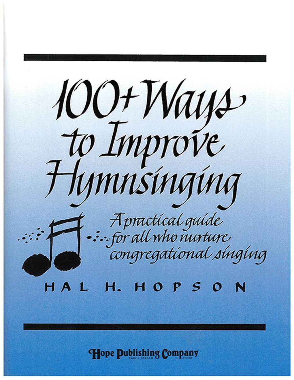 100+ Ways to Improve Hymnsinging Cover Image
