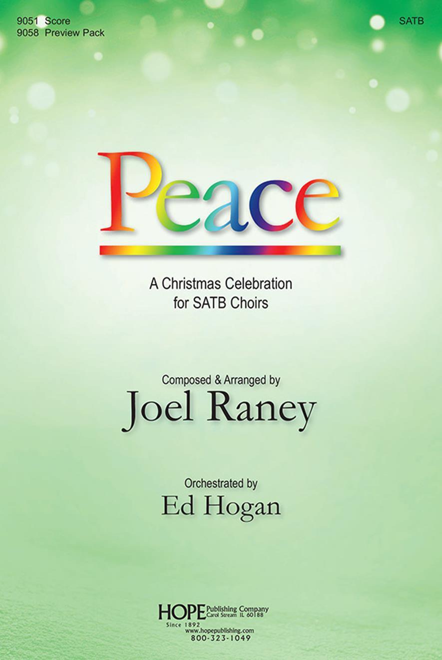 Peace - SATB Cover Image