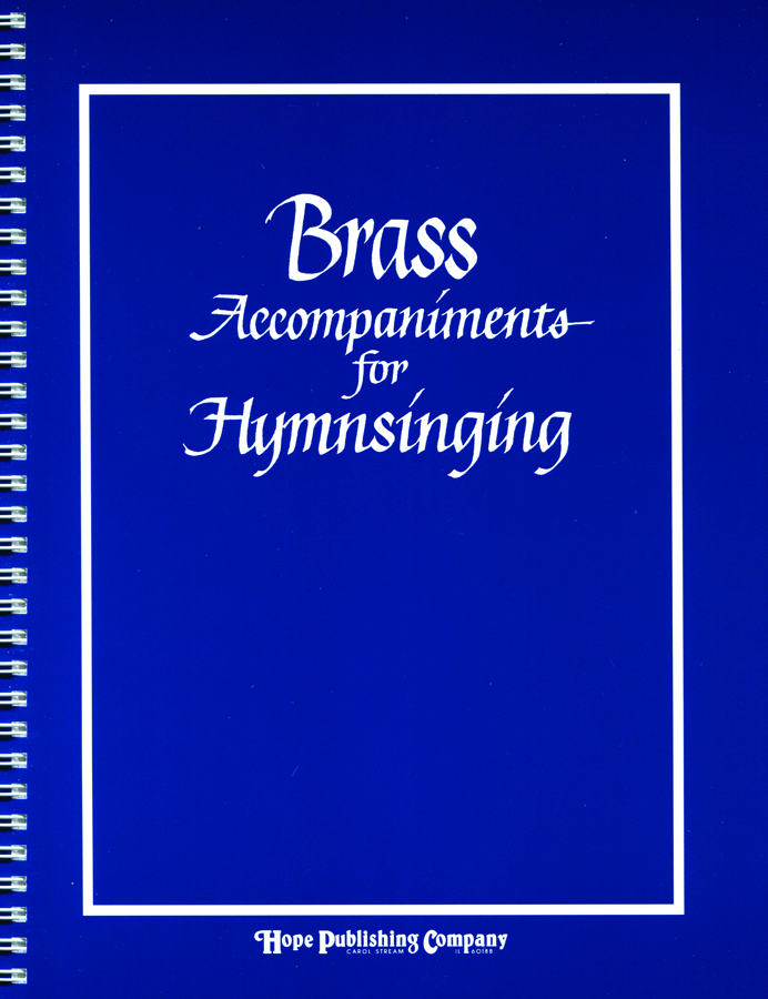 Brass Accompaniments for Hymnsinging Cover Image