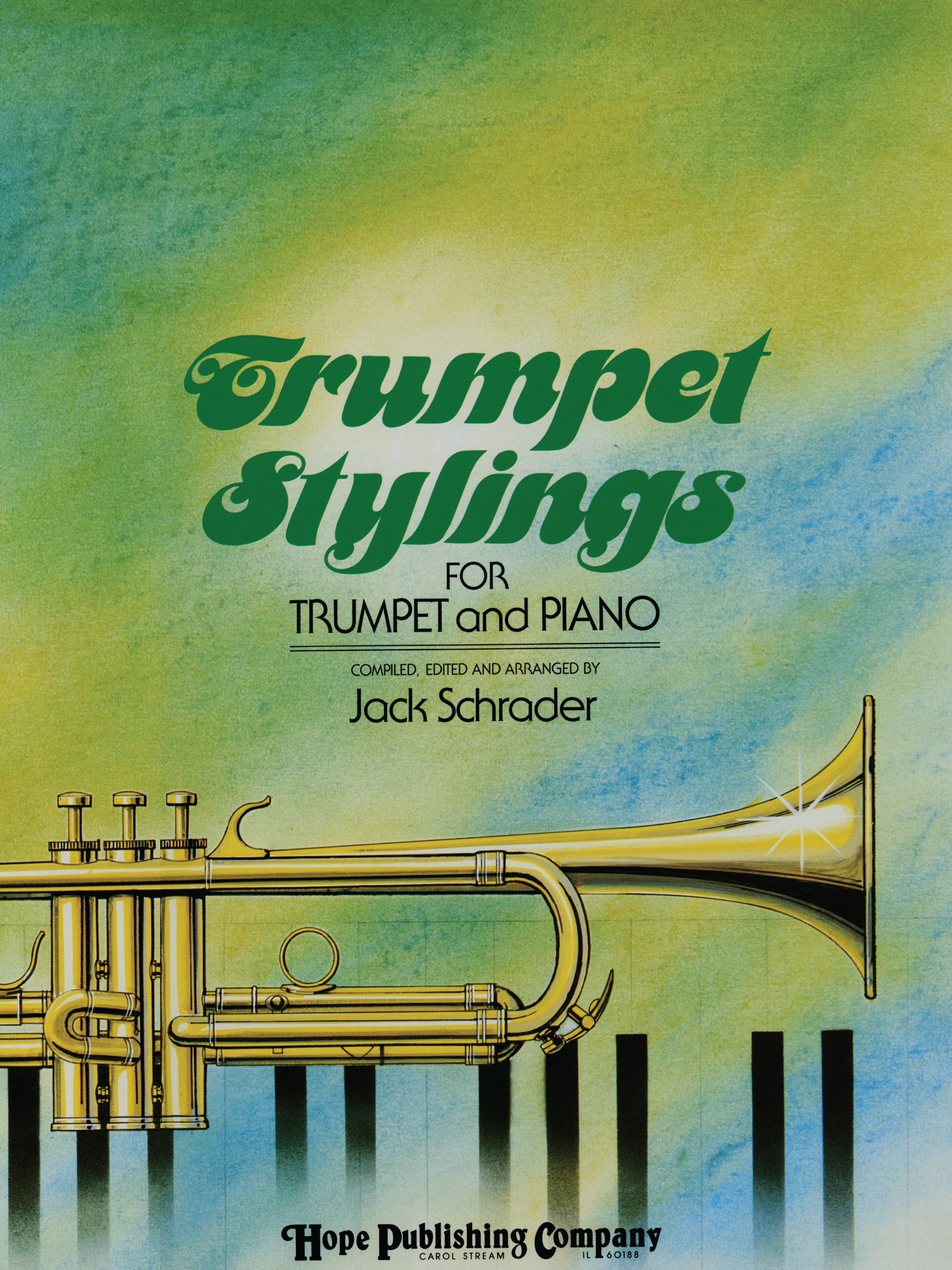 Trumpet Stylings Cover Image