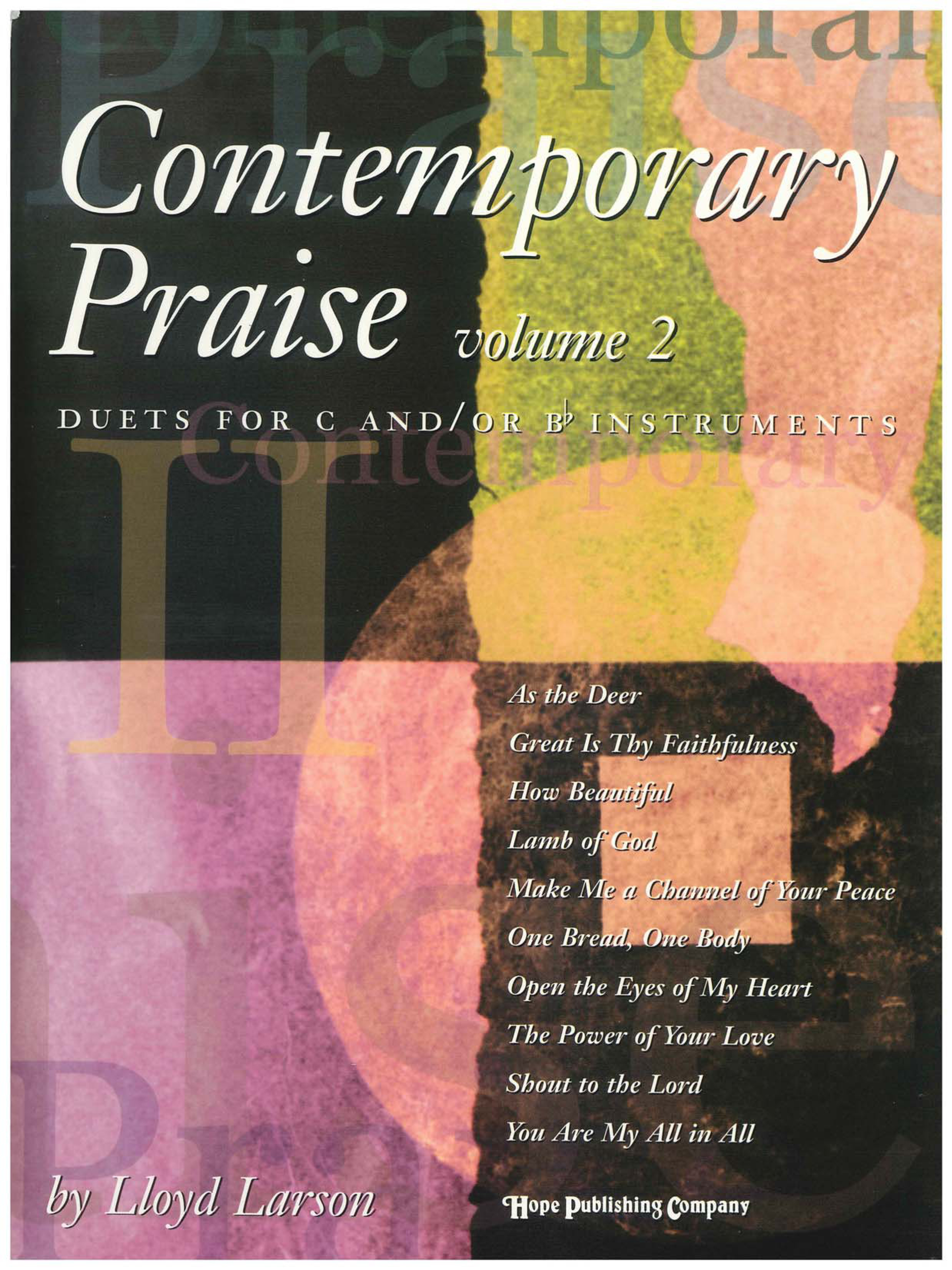 Contemporary Praise II Cover Image