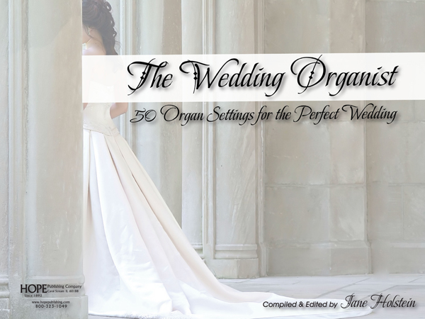 Wedding Organist The Cover Image