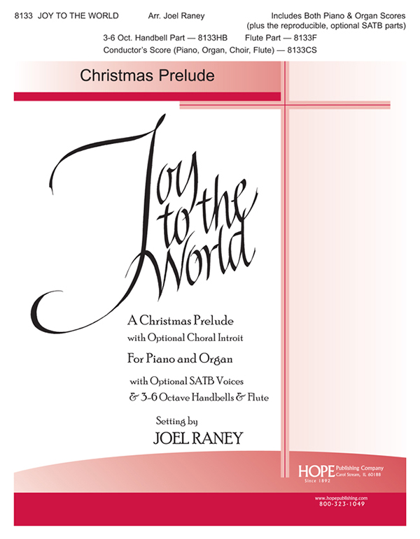 Joy to the World - Organ-Piano Duet Cover Image