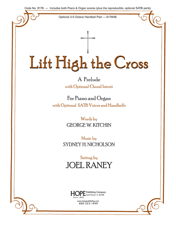 Lift High the Cross - Piano-Organ Cover Image
