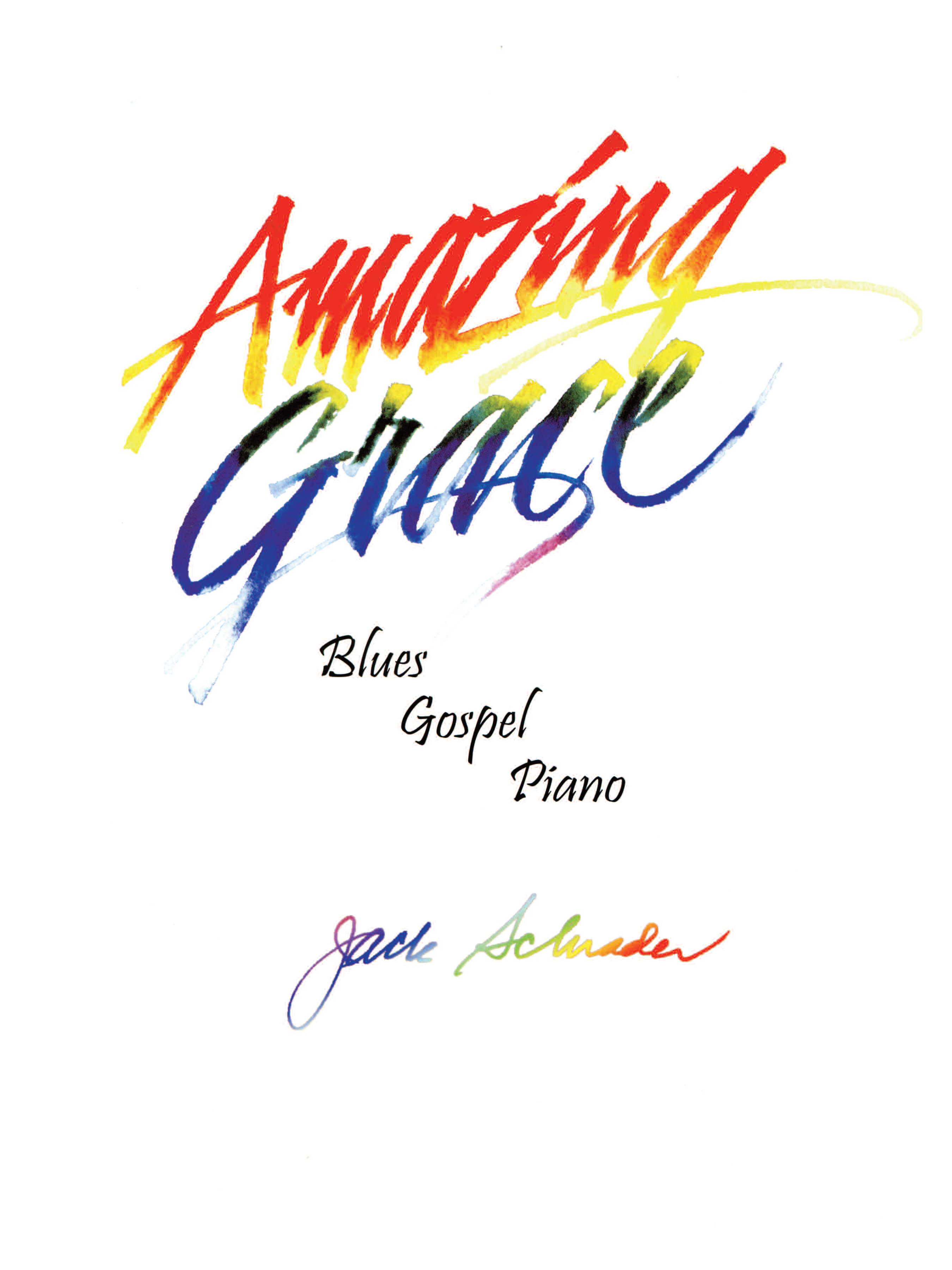 Amazing Grace - Piano Cover Image