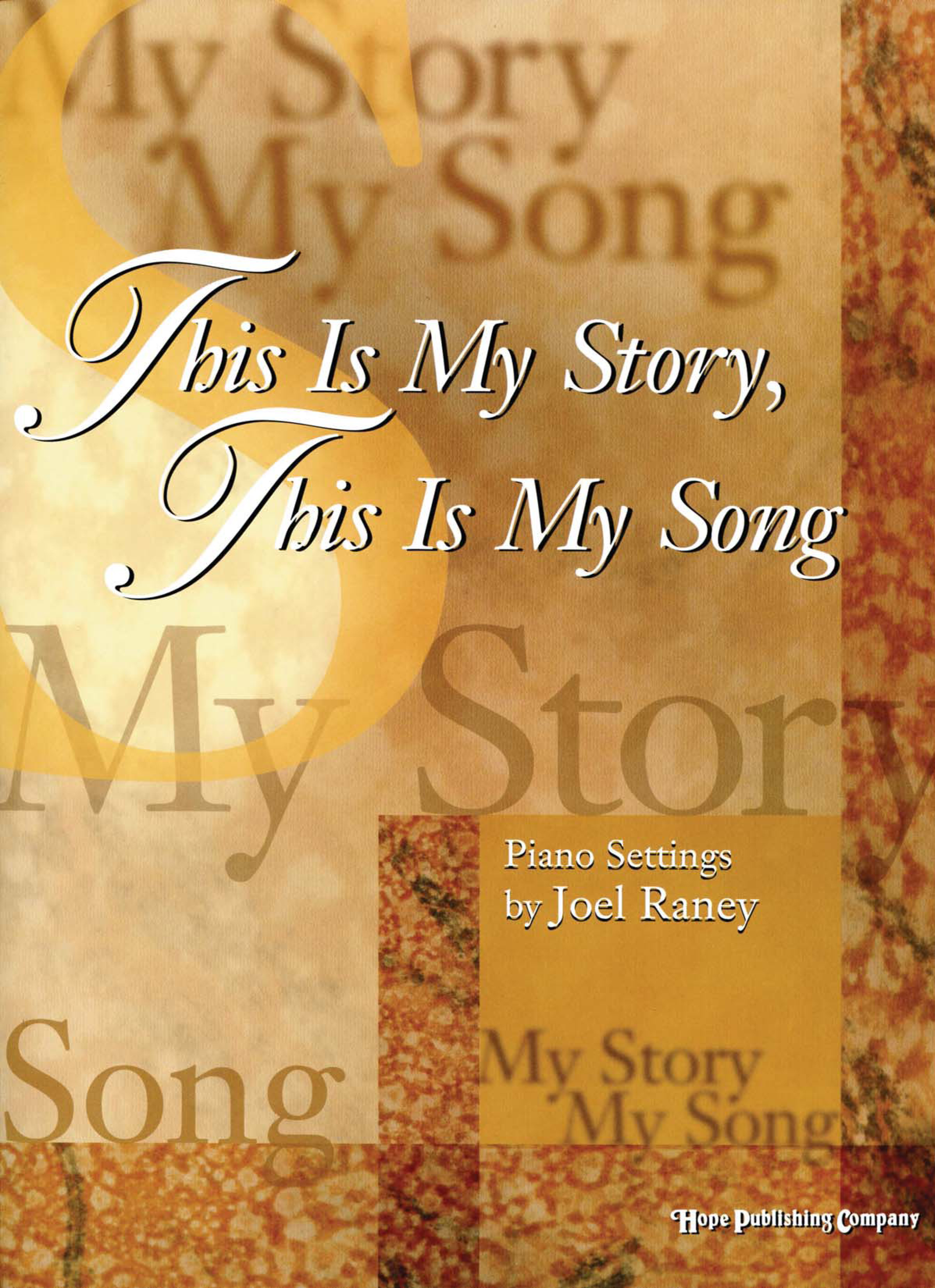 This Is My Story This Is My Song Cover Image
