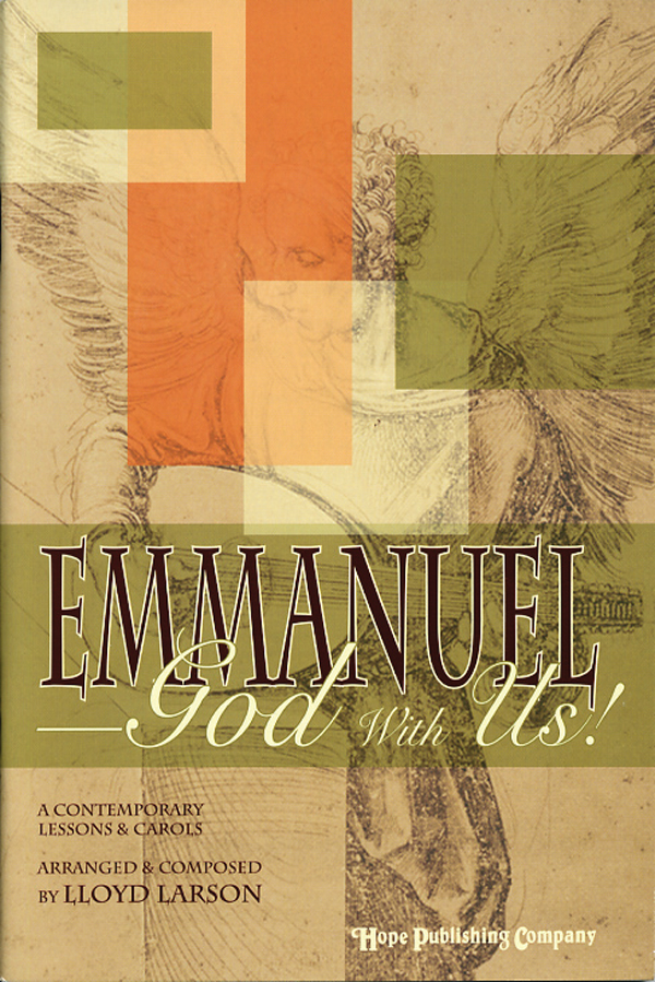Emmanuel - God with Us - SATB Score Cover Image
