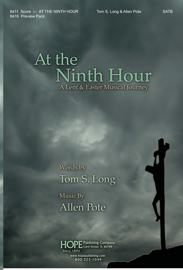 At the Ninth Hour - Score Cover Image
