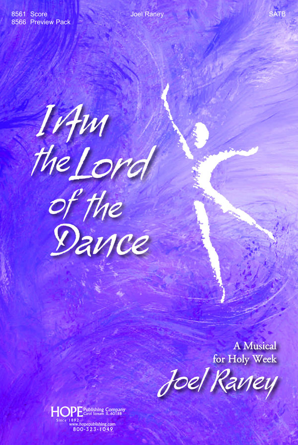 I Am the Lord of the Dance- Score Cover Image