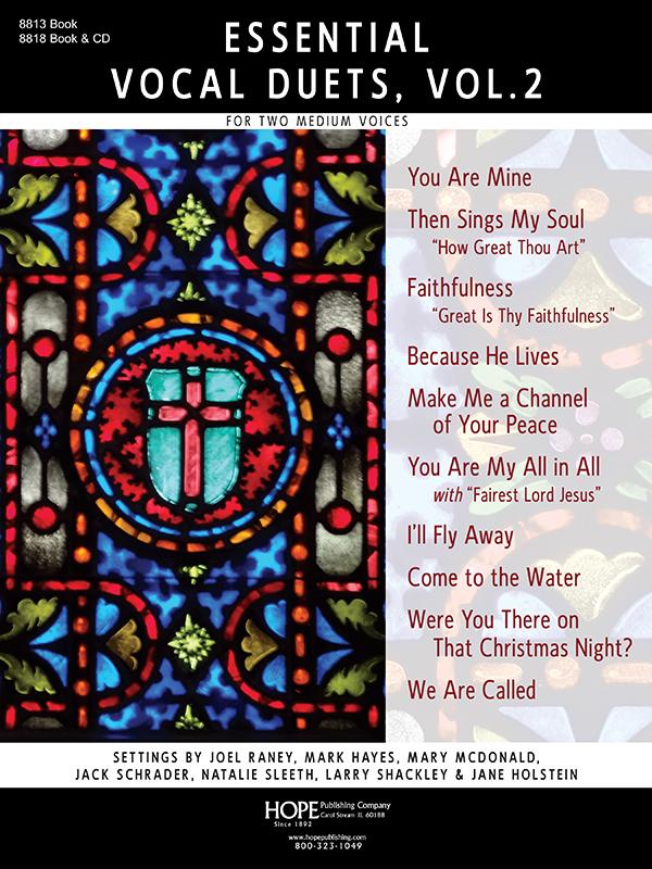 Essential Vocal Duets Vol. 2 - Score Cover Image