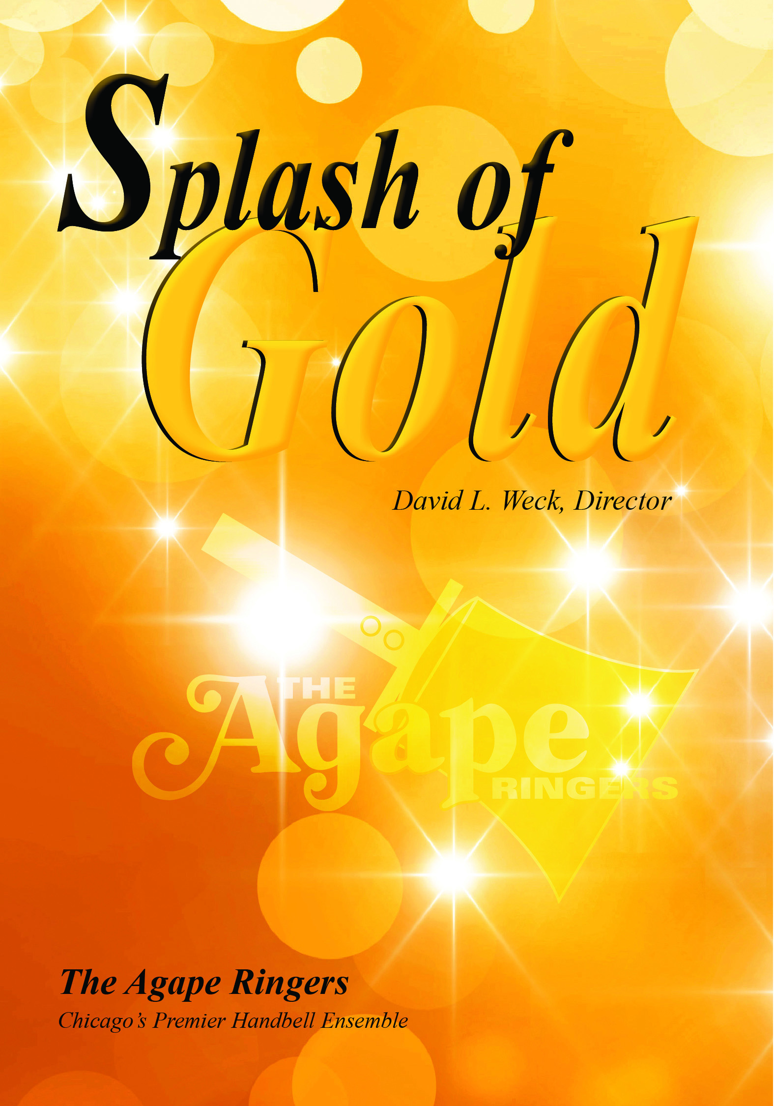 Splash of Gold - DVD Cover Image