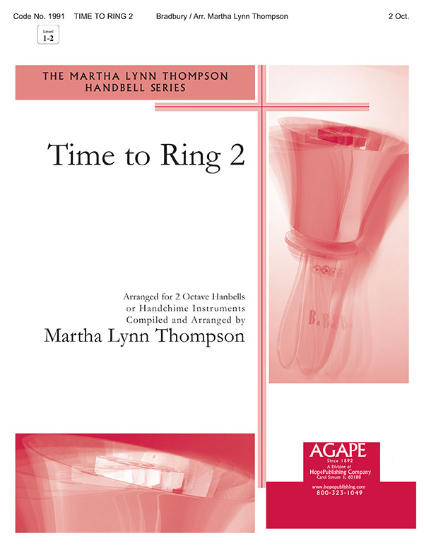 Time to Ring 2 - 2 Octave Cover Image
