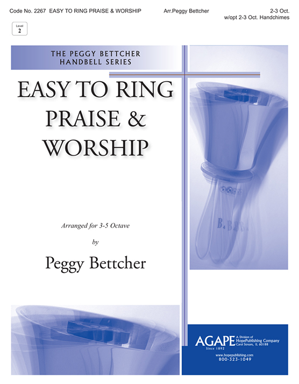 Easy to Ring Praise and Worship - 2-3 Oct. Vol. 1 Cover Image