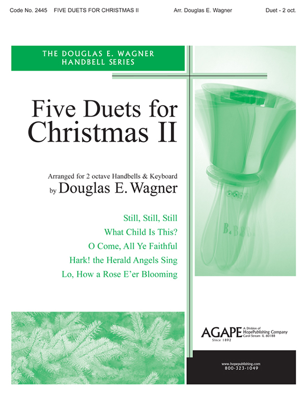 Five Duets for Christmas Vol. 2 Cover Image