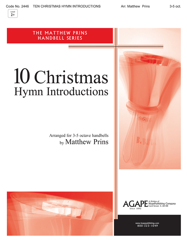Ten Christmas Hymn Introductions - 3-5 Oct. Cover Image