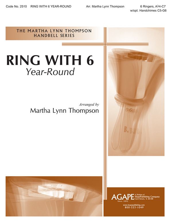 Ring with 6: Year-Round - 6 Ringers (C5-C7) Cover Image