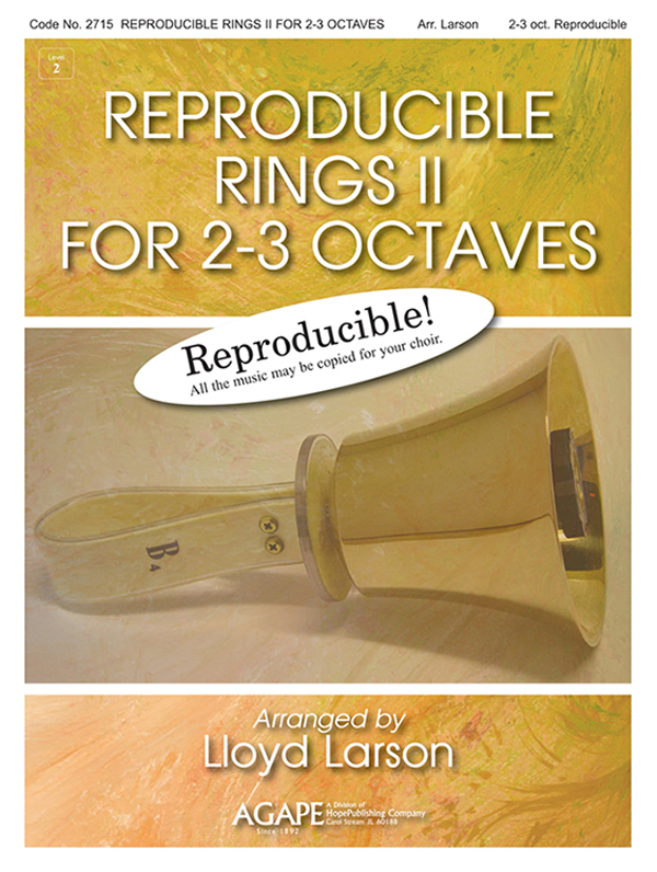 Reproducible Rings for 2-3 Octaves Vol. 2 Cover Image