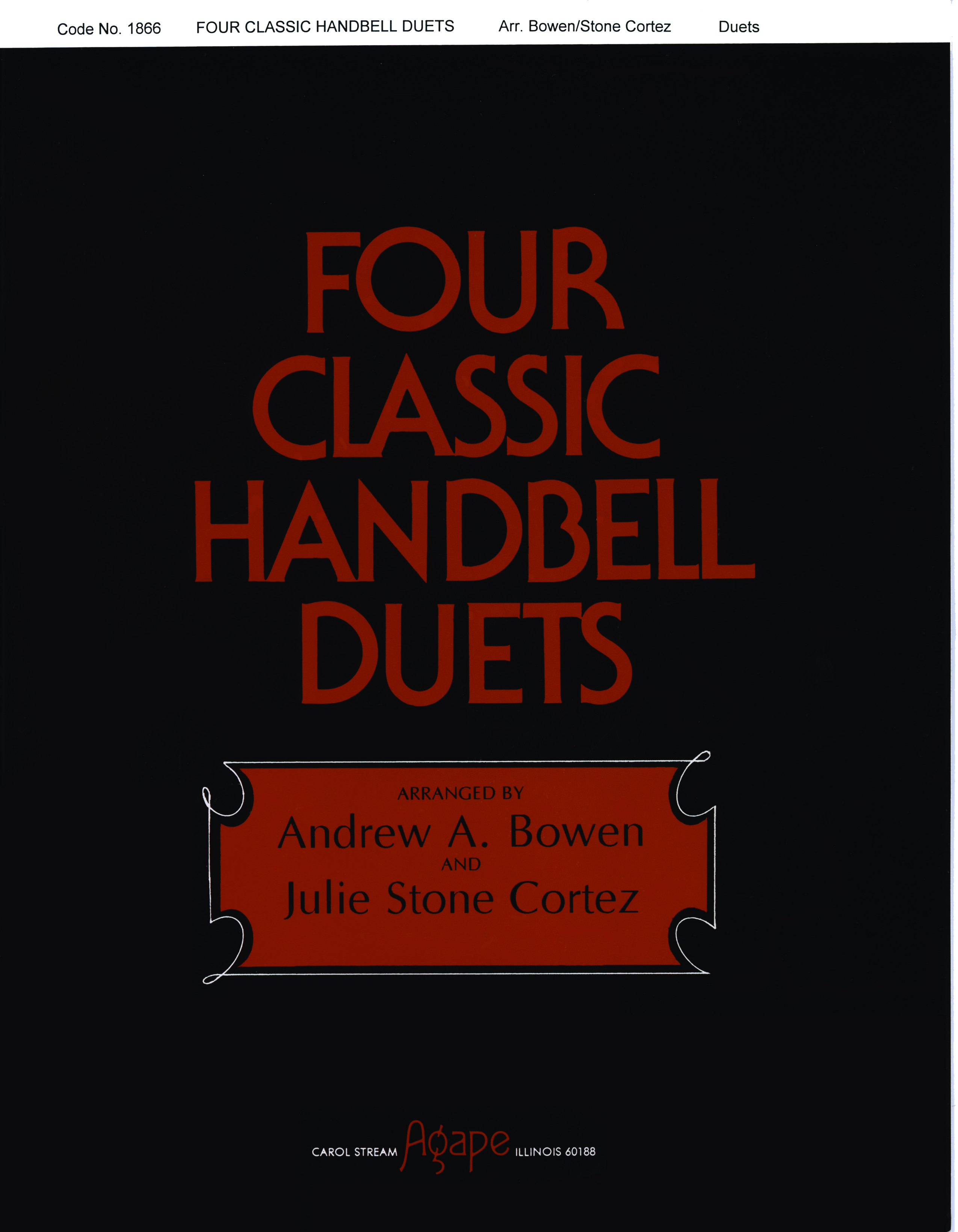 Four Classic Handbell Duets - Collection Cover Image