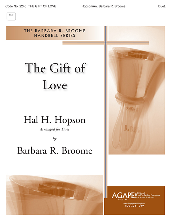 Gift of Love The - Handbell Duet Cover Image