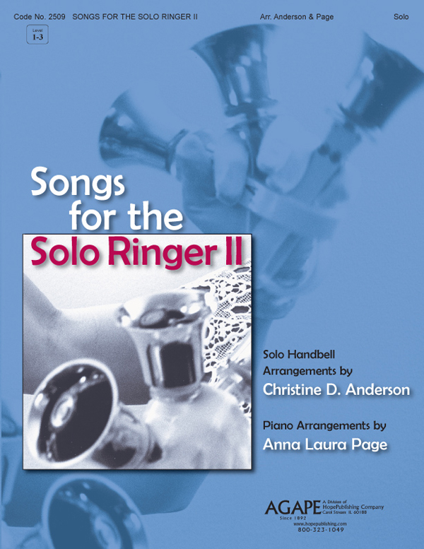 Songs for the Solo Ringer Vol.2 Cover Image