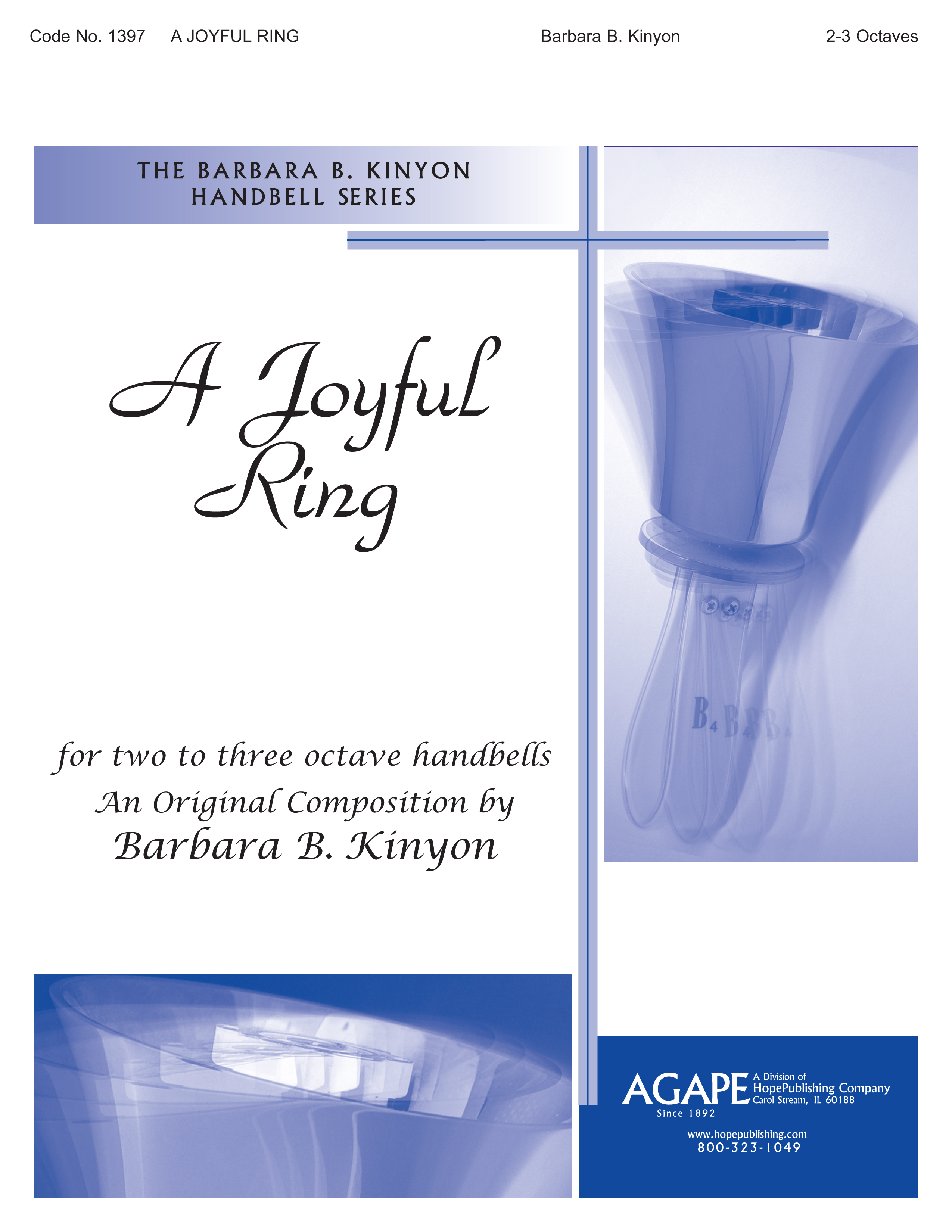 Joyful Ring A - 2-3 Octaves Cover Image